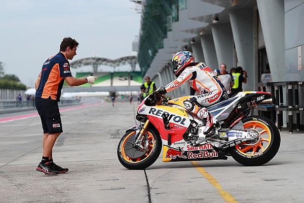 Педроса стал быстрейшим в первый день тестов MotoGP