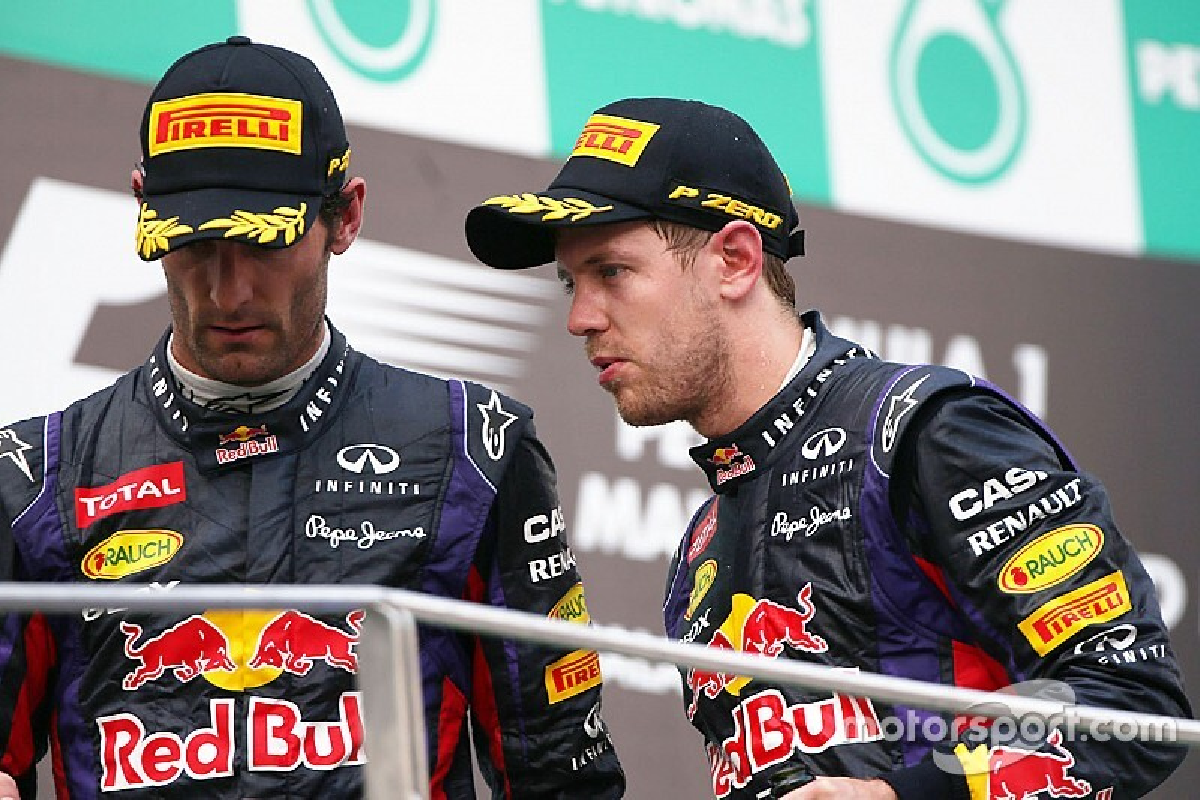 Webber vs. Vettel: Hat Red Bull zu spät reagiert?