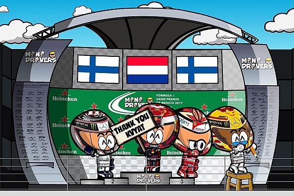Vídeo: el GP de México 2017 de F1, por MiniDrivers