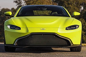 OTOMOBİL Son dakika 510 bg 2018 Aston Martin Vantage