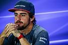 Alonso firma parceria e monta equipe de eSports