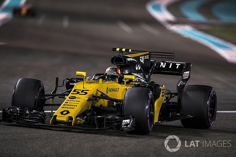 Sainz: Renault, 6.5 milyon dolarlık ödeme için maksimumu verecek