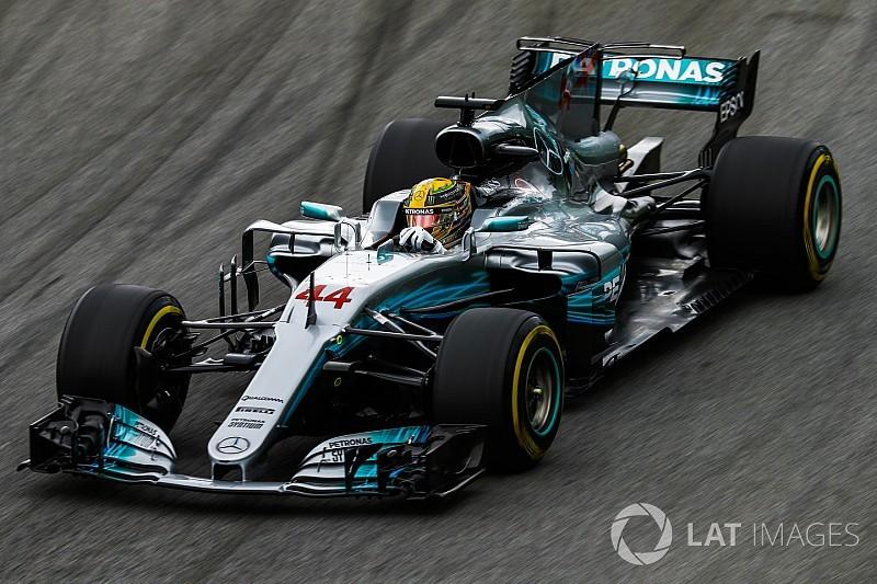 """Mercedes promete carro """"muito mais agressivo"""" em 2018"""