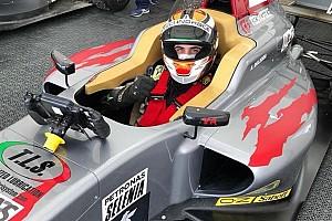Formula 4 Ultime notizie Debutto assoluto con Technorace per Alessio Deledda