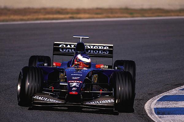 Formula 1 Nostalgia Tarihte bugün: Button, Formula 1'deki ilk testine çıkıyor