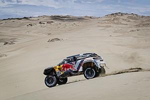 Dakar Motorsport.com hírek Dakar: Törölték Sainz időbüntetését