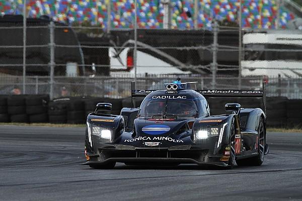Cadillac cierra con dominio los test en Daytona y Alonso en 11°