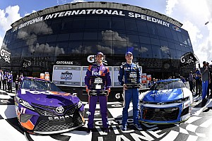 NASCAR Cup Qualifying report Daytona 500: Bowman snags pole position over Hamlin
