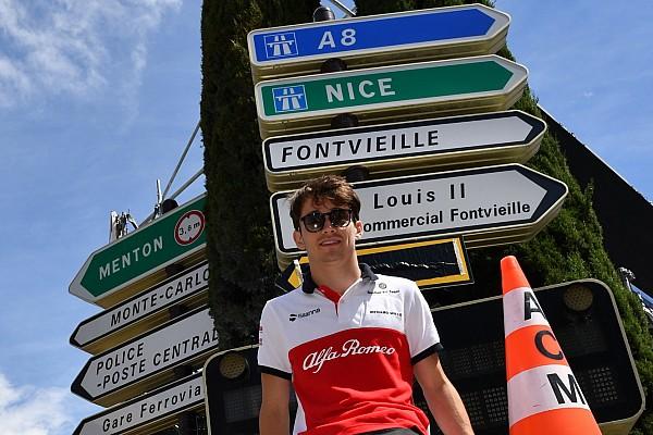 Формула 1 Самое интересное Монако готовится к Гран При: лучшие фото среды