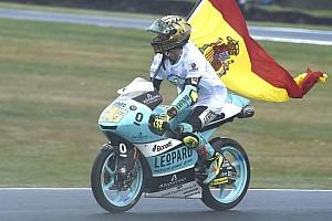Moto3 Reporte de la carrera Victoria y título Mundial de Moto3 para Joan Mir