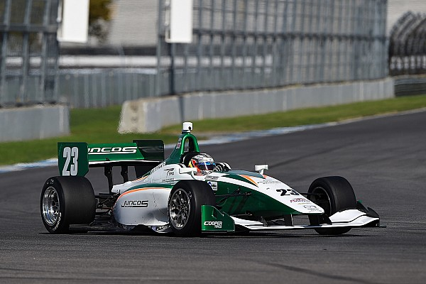 Indy Lights Breaking news Juncos confirms Indy Lights ride for Pro Mazda champion Franzoni