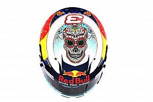 Fórmula 1 Top List GALERIA: Ricciardo e Perez usam cascos especiais no México