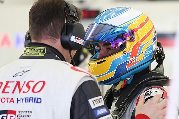 WEC Noticias de última hora Vasselon sobre el debut de Alonso en el WEC: