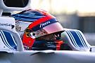 Формула 1 Кубіца дебютує за кермом Williams FW41 в Арагоні