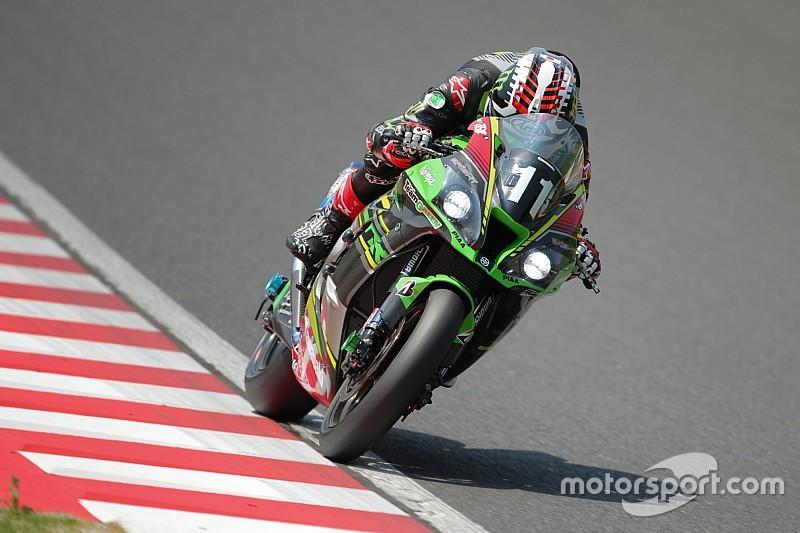 Suzuka 8 Hours: Rea, Kawasaki take dominant pole