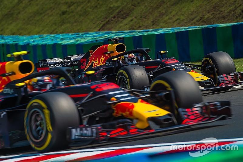 Ricciardo: Qualifying vs Verstappen