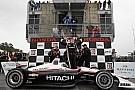 Індікар у Бірмінгемі: Ньюгарден виграв перенесену гонку