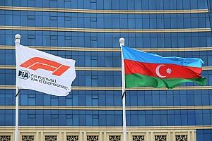 Formula 1 En iyiler listesi Azerbaycan GP: Perşembe gününden en iyi kareler