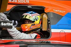 Hirschi bleibt bei Graff Racing, Droux stösst neu zum Team