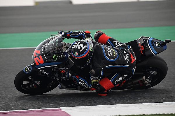 Moto2 Crónica de Carrera Bagnaia gana el Gran Premio de Qatar en Moto2