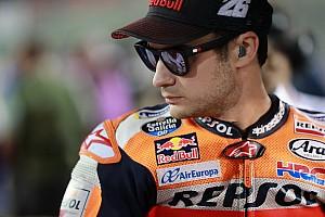 MotoGP Réactions Résultat compromis pour Pedrosa au Qatar, victime de patinage