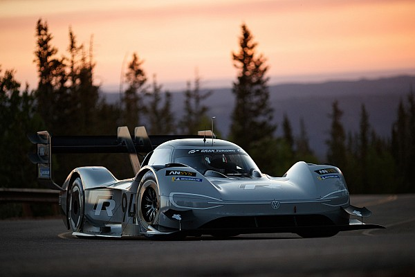 Hillclimb Analysis Explained: Volkswagen's all-electric Pikes Peak challenge