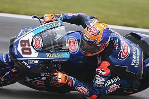 World Superbike Crónica de Carrera Van der Mark logra su primera victoria en casa de los británicos