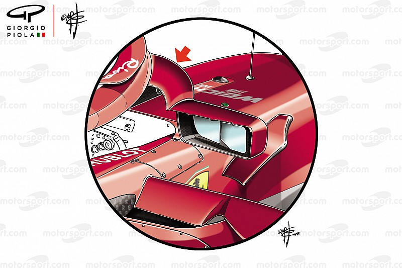 Így váltak beszédtémává a Ferrari tükrei