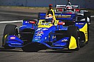 IndyCar Rossi lidera el warm-up en San Petersburgo