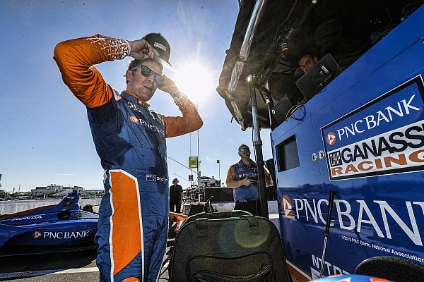 Dixon lidera la primera práctica en Long Beach