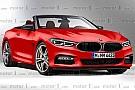 Auto Ce que pourrait être la BMW Série 8 Cabriolet