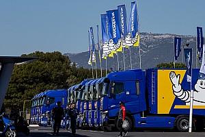 WEC Breaking news Michelin fined €250,000 for WEC tyre rule breach