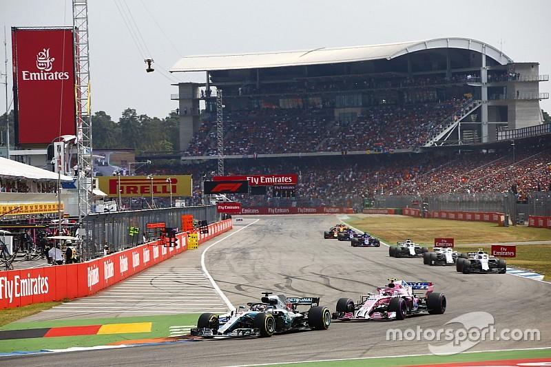 Le GP d'Allemagne devrait rester au calendrier F1