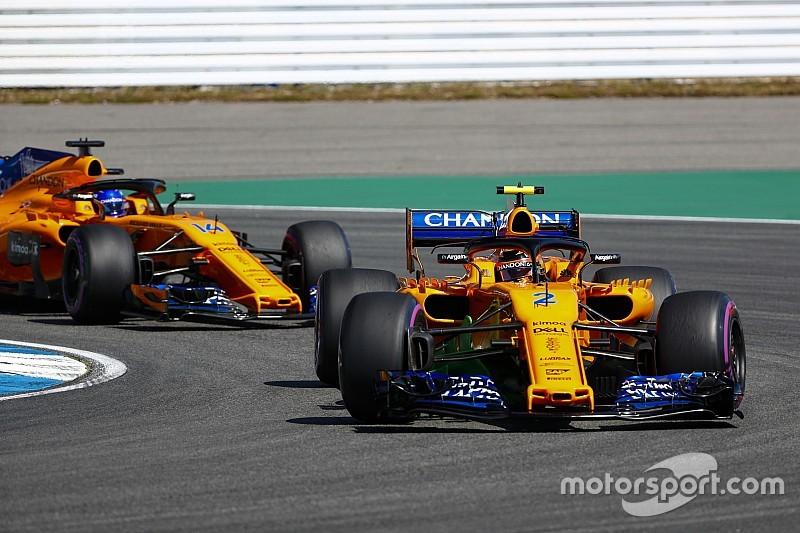 McLaren le exige a Vandoorne que supere a Alonso