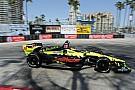 IndyCar Тройной обгон и аварии в Лонг-Бич: лучшее видео уик-энда
