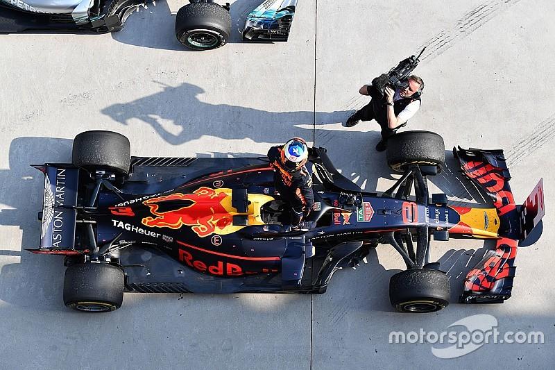 Технічний аналіз: як RB14 допоміг Red Bull виграти у Китаї