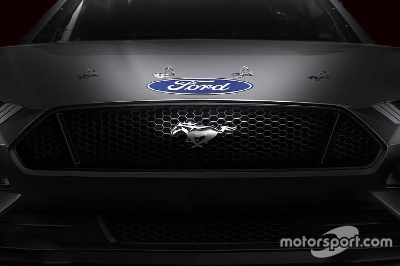 Neuer NASCAR-Mustang kommt mit Formel-1-Know-how
