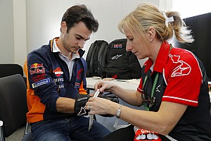 MotoGP Breaking news Pedrosa cleared to ride at Austin