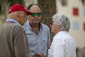 Berger: Porsche, F1'e girmek için yeni motor kurallarını bekliyor