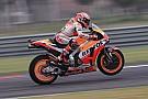 MotoGP Austin, Libere 1: Marquez detta legge, ma Valentino resta vicino