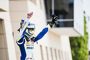 FIA F2 Résumé de course Norris bat déjà des records!