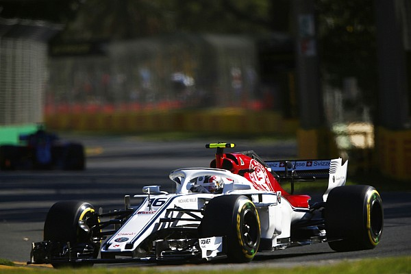 Leclerc underestimated Australian GP circuit before practice