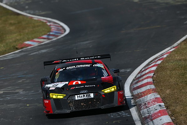 Langstrecke Qualifyingbericht 24h-Qualifikationsrennen: Pole-Position für WRT-Audi