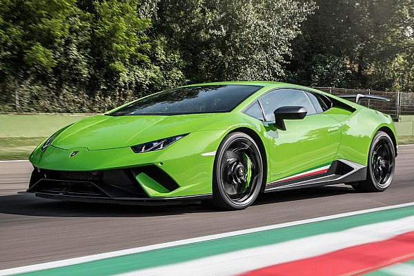 Automotive Lamborghini will use V10, V12 engines for as long as possible