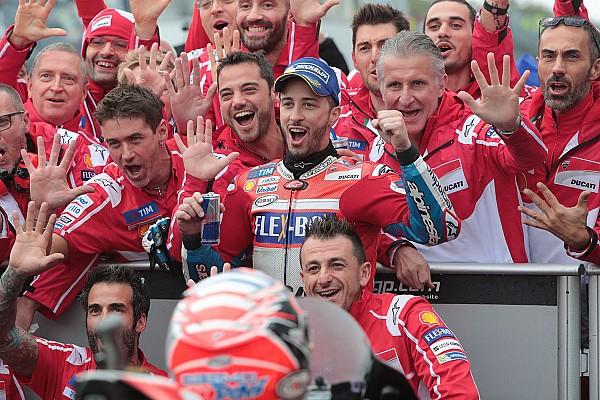 MotoGP Motorsport.com hírek Jorge Lorenzo le van nyűgözve csapattársától
