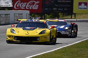 IMSA Special feature Jan Magnussen: Right in the mix of a fierce title battle