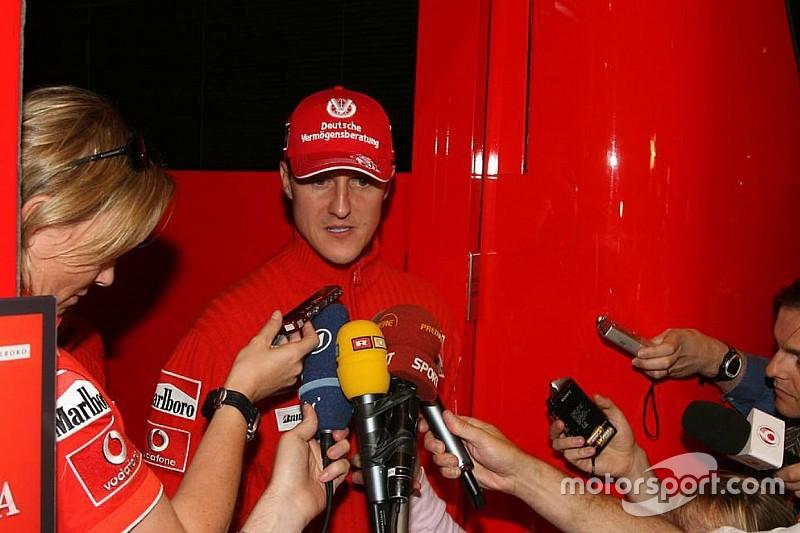 GALERÍA: Los momentos más controvertidos de Michael Schumacher