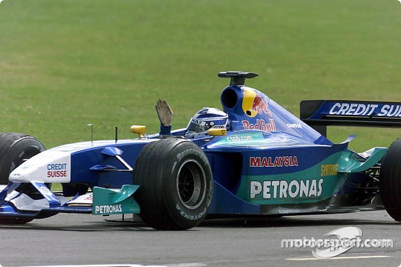 Así anunció Kimi su regreso a Sauber