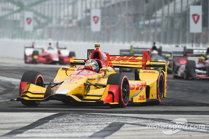 Andretti Autosport: Grand Prix of St. Pete, race report