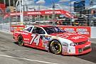 NASCAR Пилот NASCAR в ярости влетел в соперника на гонке «Бампер к бамперу»